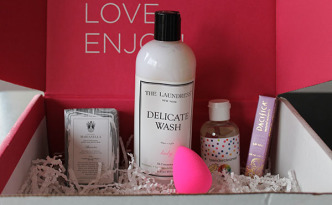 Popsugar Beauty Box-Products- Allaboutthedetails.com