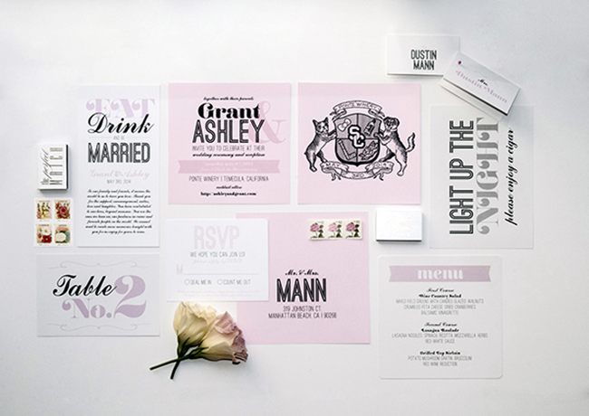 The Paper Bakery- Invites- Allaboutthedetails.com