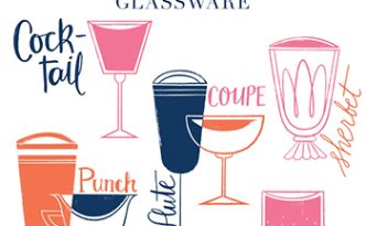 How-to-Choose-Cocktail-Glassware-Illustration-Jillian-Pulford-allaboutthedetails.com