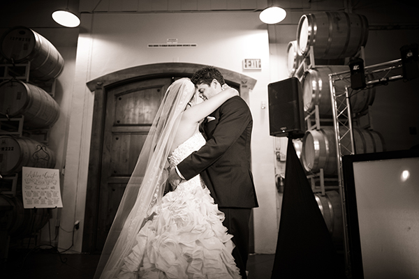 All About The Details Wedding-FIrst Dance- Temecula CA- Ponte Winery