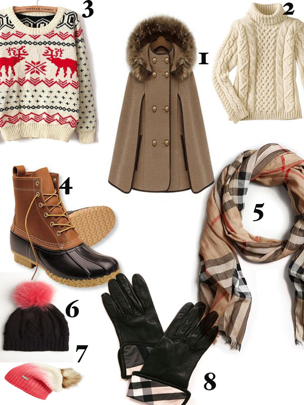 Aspen Packing List- Around Town-allaboutthedetails.com