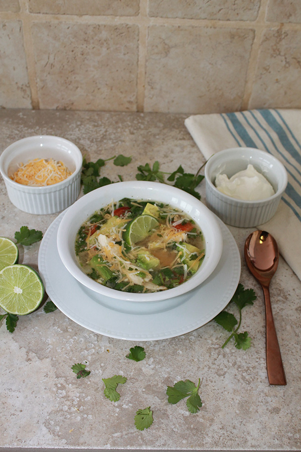 Recipe -Lime Chicken Tortilla Soup-allaboutthedetails.com-4