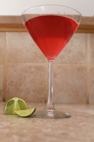 -Thirsty Thursday-The Cosmo - Cockatail Recipe-allaboutthedetails.com-2