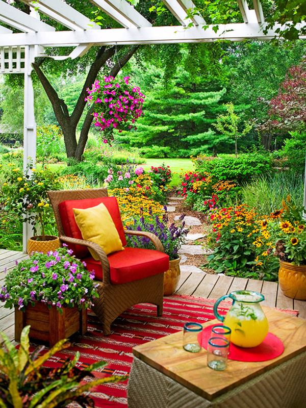 home decor backyard remodel inspiration 2 - Backyard Decor