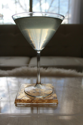 { Thirst Thursday } Pickle Martini - Made with Home-Made Pickle Infused Vodka-2-