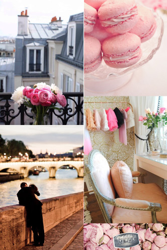Paris Packing Inspiration