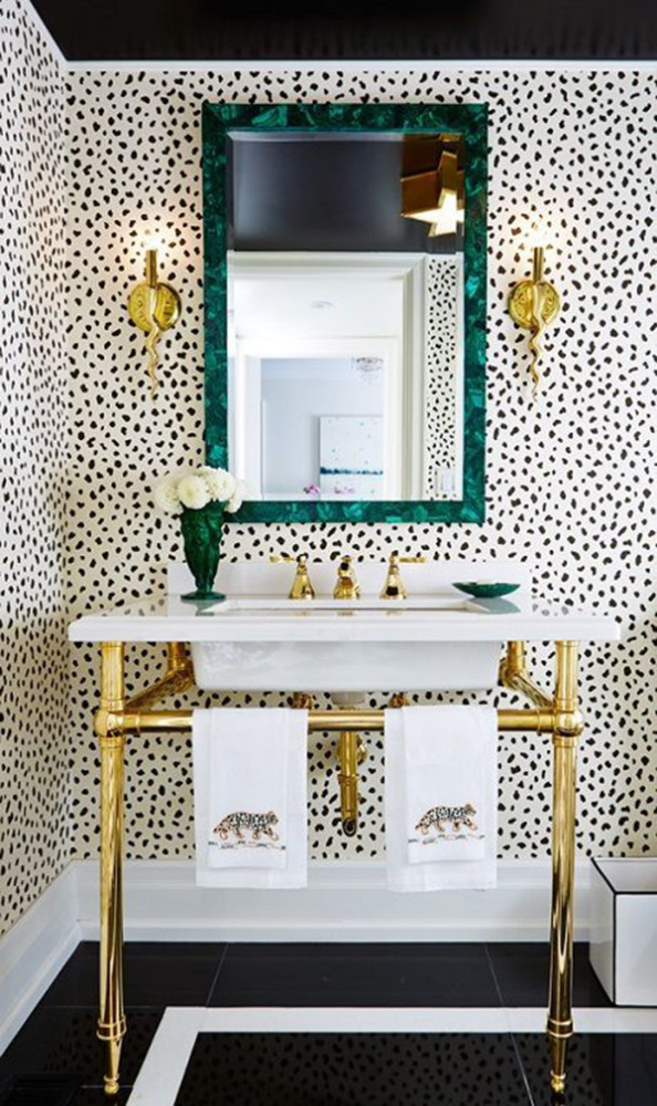 {Home Decor} WallPaper Accent Walls _allaboutthedetails_4