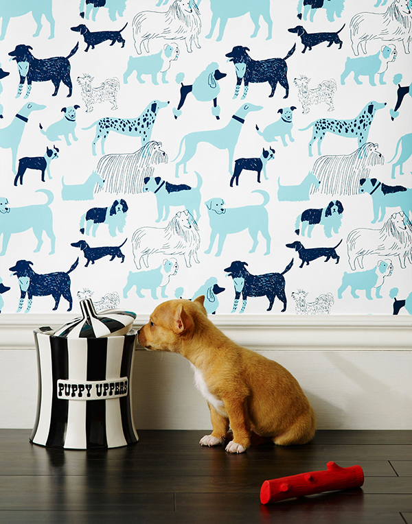{Home Decor } Wallpaper accent Walls _allaboutthedetails.com _5